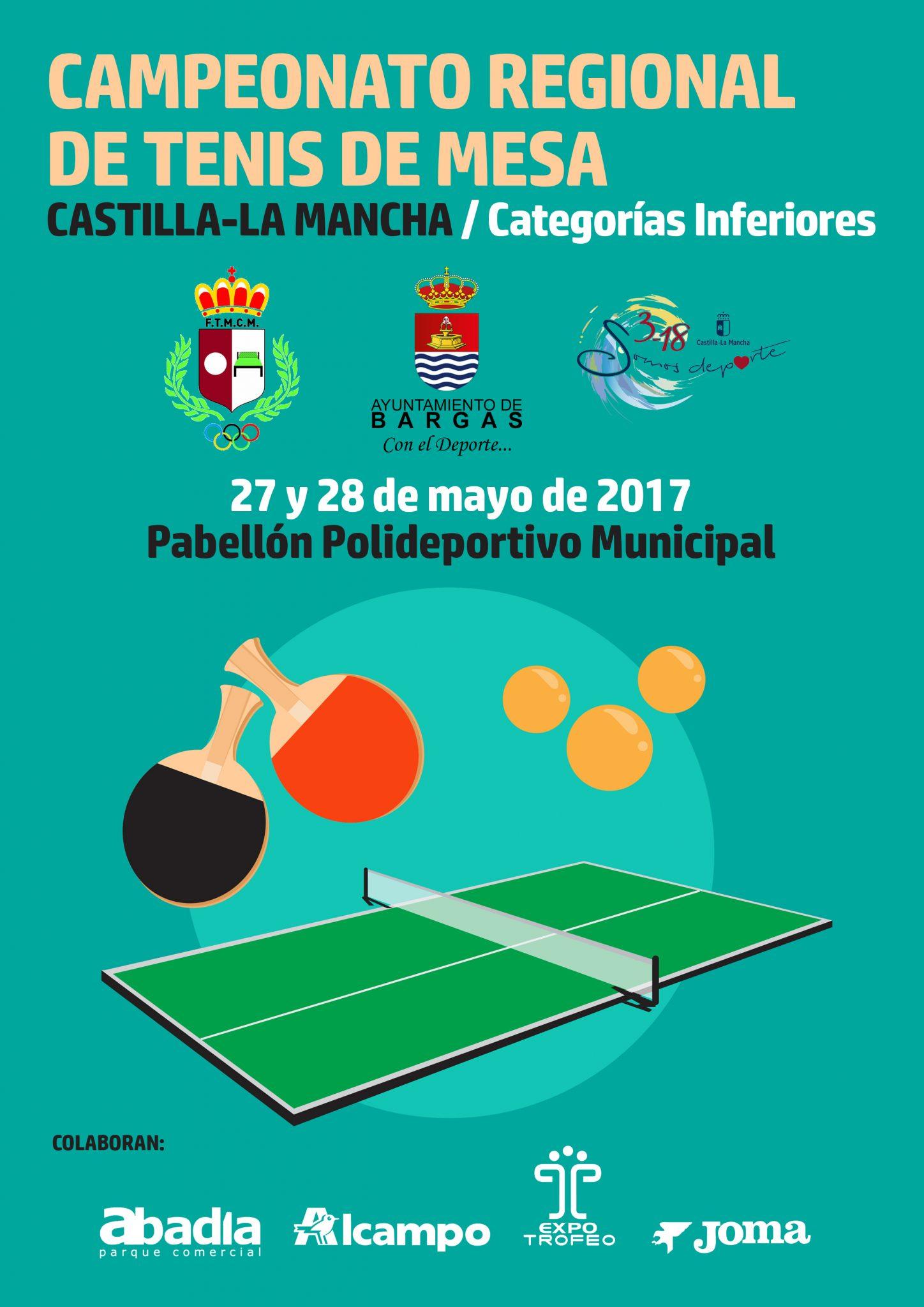 Campeonato Regional de Tenis de Mesa