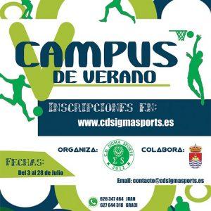 Campus de Verano Sigma Sports 2017