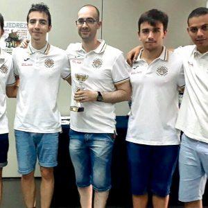 Nuevos éxitos del Club de Ajedrez de Bargas