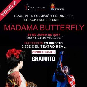Ópera: «Madama Butterfly»