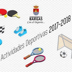 Actividades Deportivas 2017-2018 | Ampliado el plazo de inscripción hasta el 31 de julio