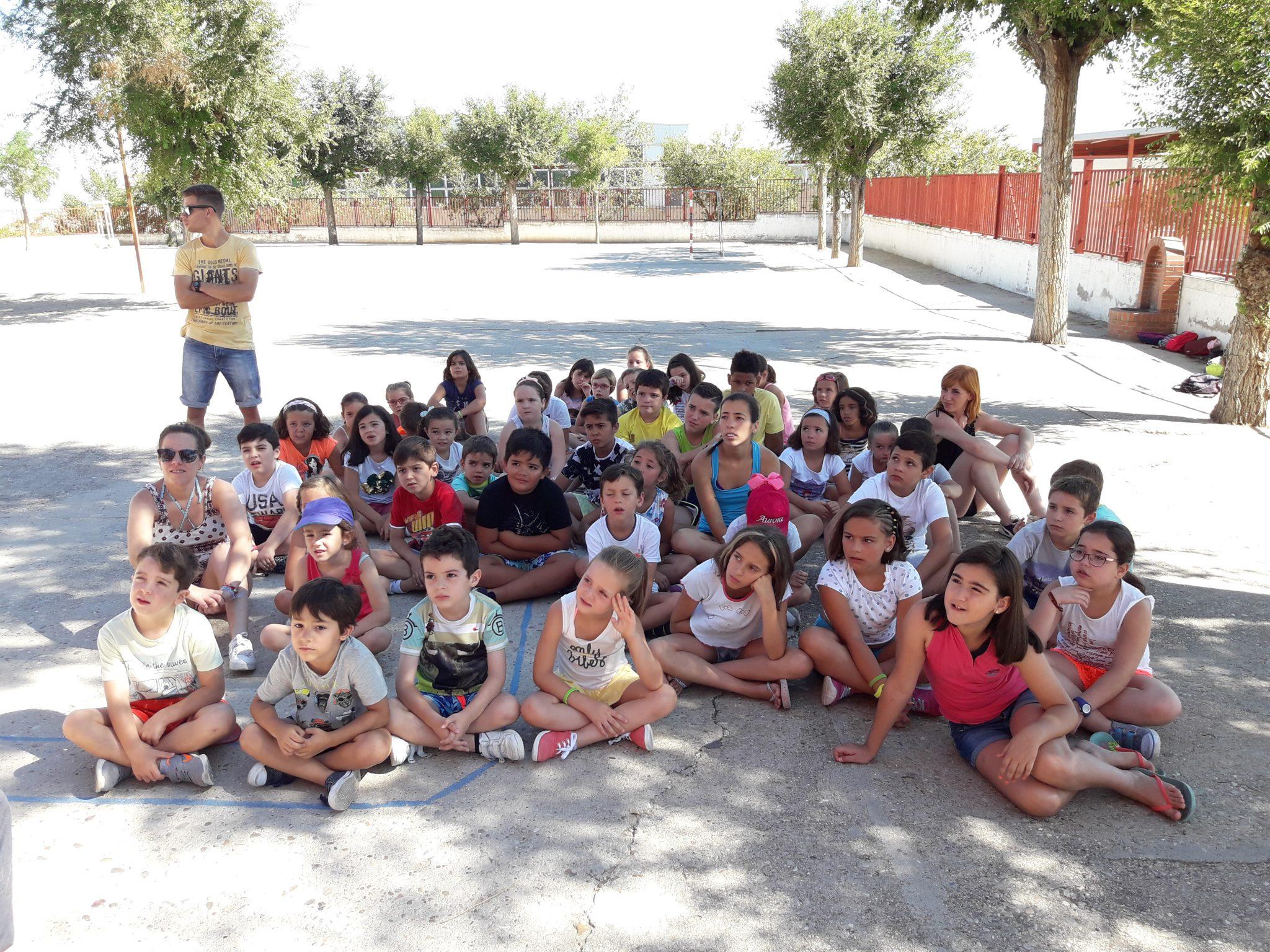 Culminan con éxito de partición las actividades de verano organizadas por la Concejalía de Juventud