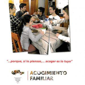 Campaña de acogimiento familiar
