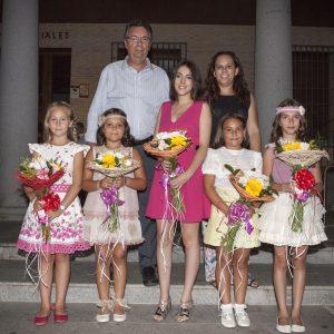 Elección de Reinas y Damas 2017