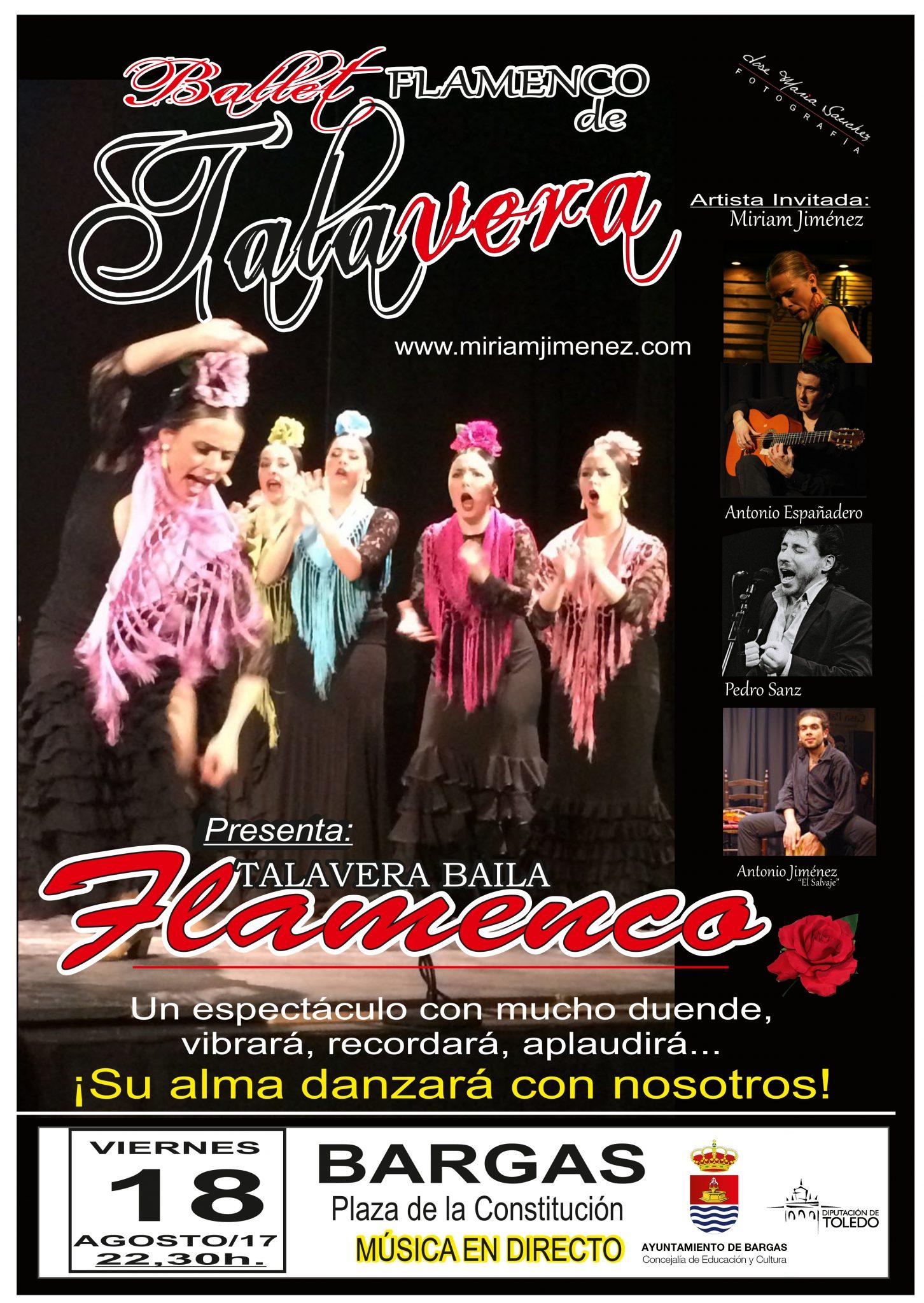 Ballet Flamenco de Talavera