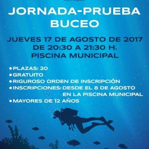 Jornada-Prueba de Buceo