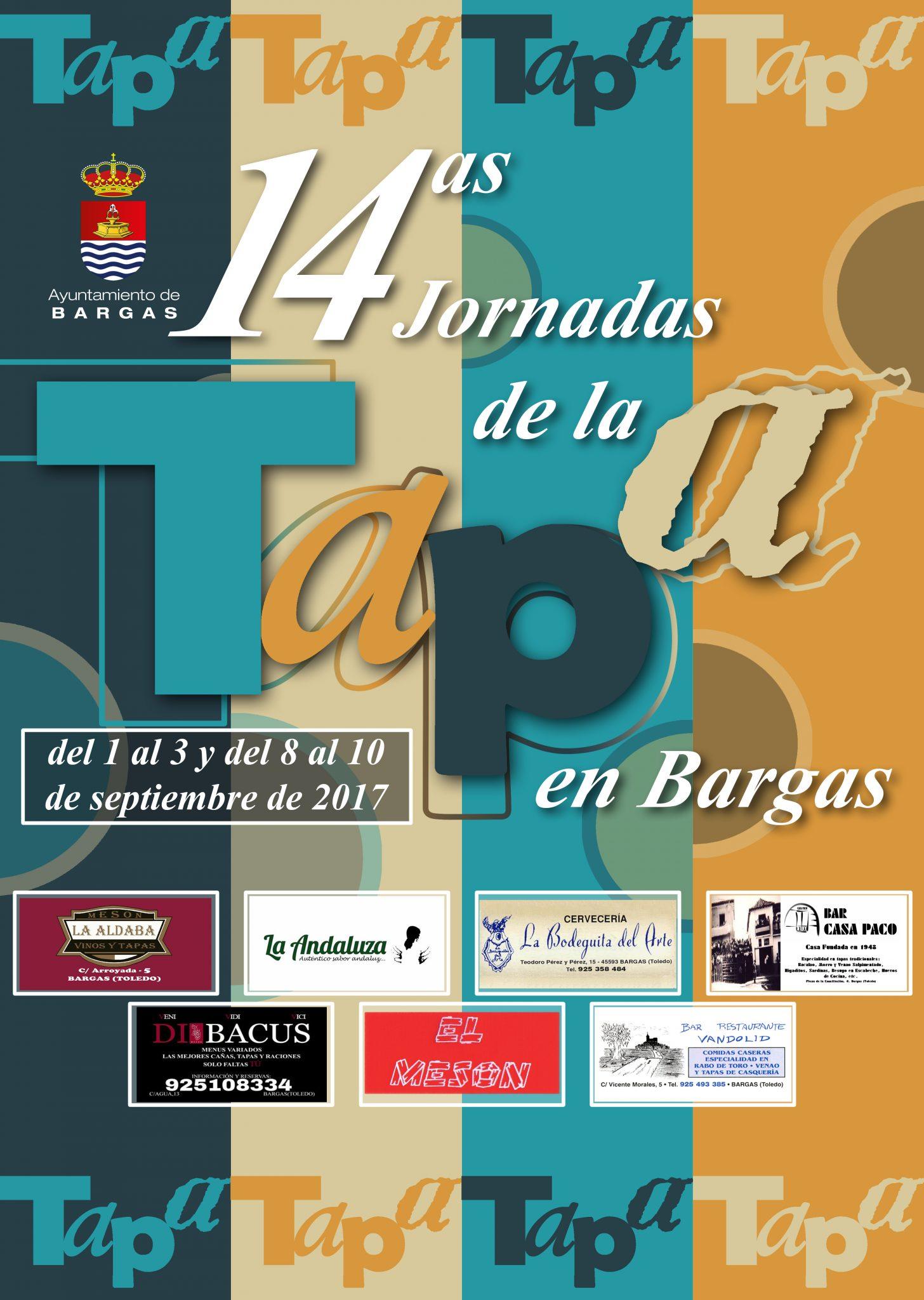 14<sup>as</sup> Jornadas de la Tapa