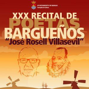 XXX Recital de Poetas Bargueños