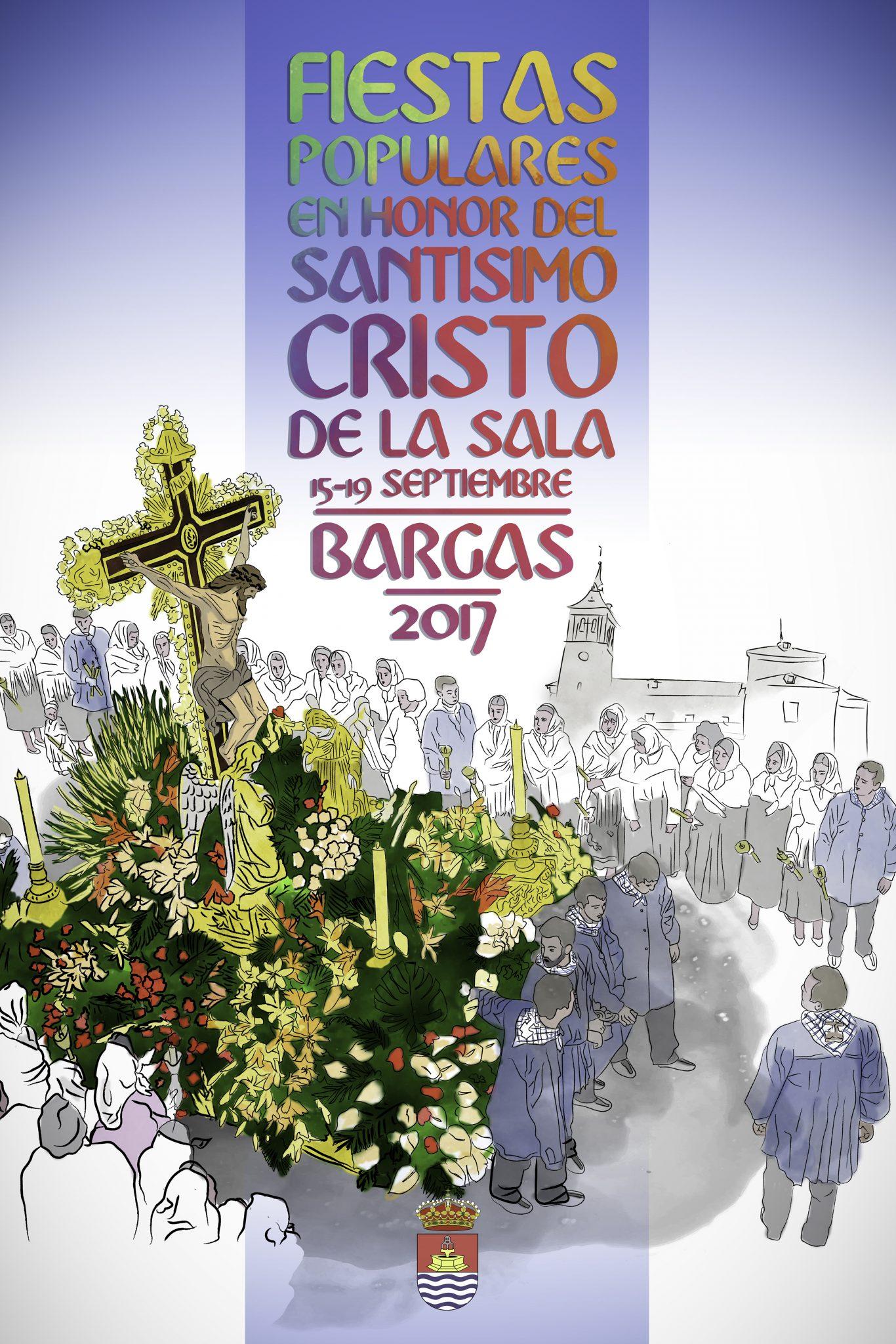 Fiestas Populares en honor del Santísimo Cristo de la Sala Bargas 2017