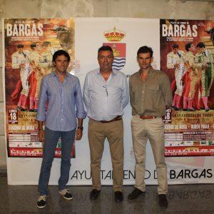 Festejos Taurinos en Bargas con motivo de las Fiestas 2017