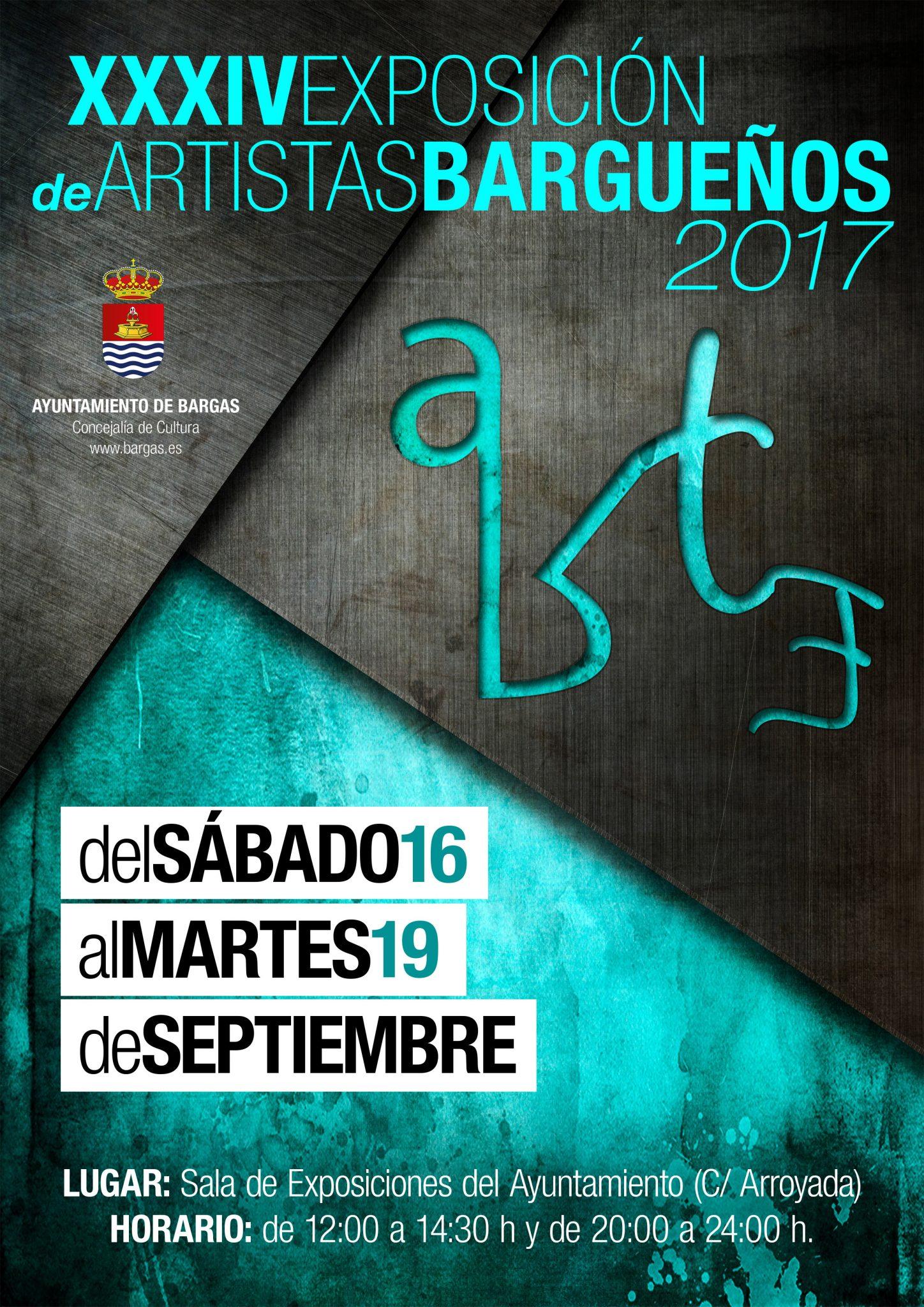XXXIV Exposición de Artistas Bargueños