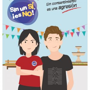 Bargas se une a la campaña del Instituto de la Mujer 'Sin un sí es no' frente a las agresiones sexuales