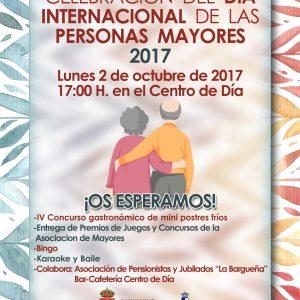 Día Internacional de las Personas Mayores 2017