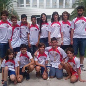 El CDA Bargas-Fundación Soliss revalida título regional sub-12 en Albacete
