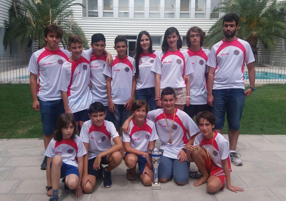 Toda la expedición a Albacete