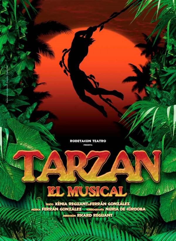 Teatro musical: Tarzán, el musical