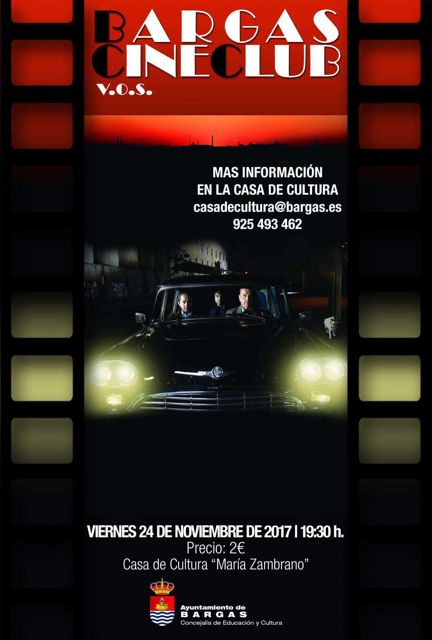 Cineclub V.O.S. Noviembre