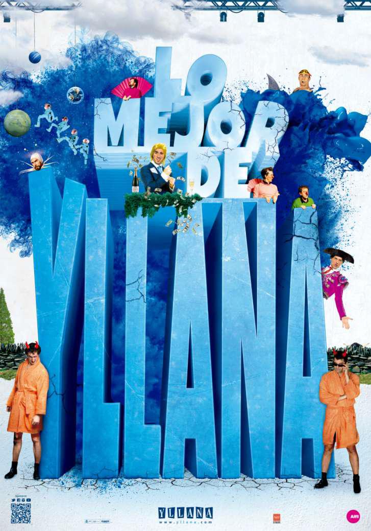 Teatro jóvenes/adultos: 25 años, lo mejor de Yllana