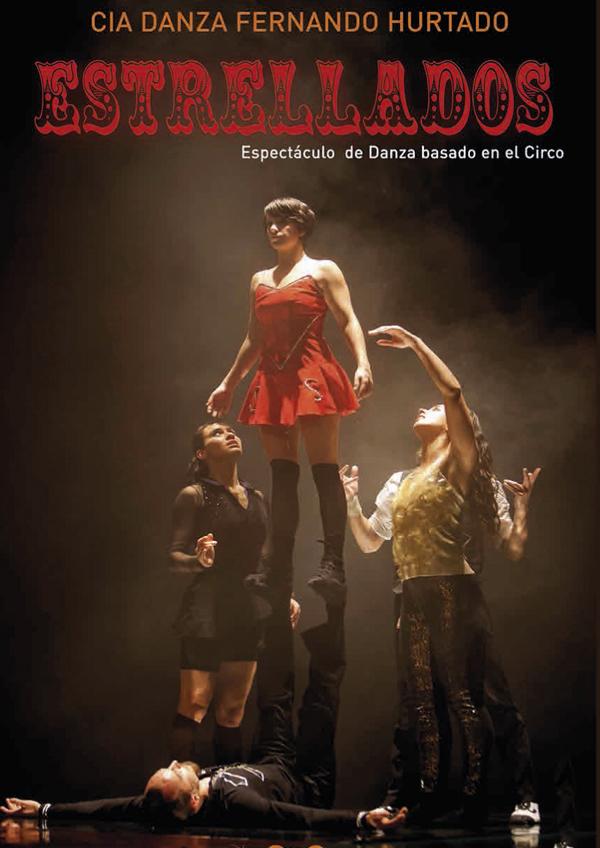 Circo-Danza: Estrellados