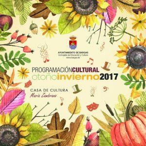 Programación Cultural Otoño-Invierno 2017
