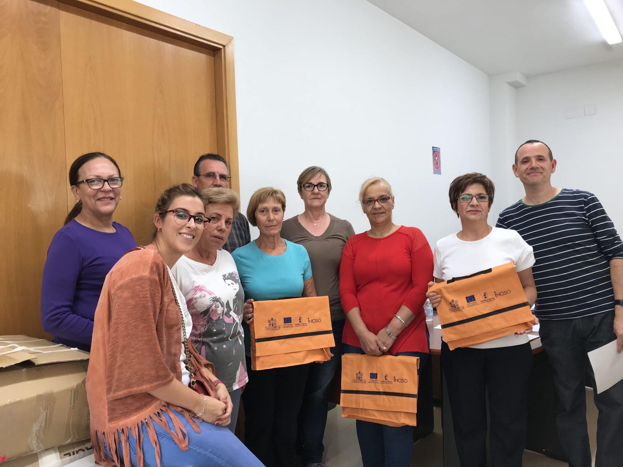 Por segundo año consecutivo el ayuntamiento de Bargas, pone en marcha el segundo curso de Informatica