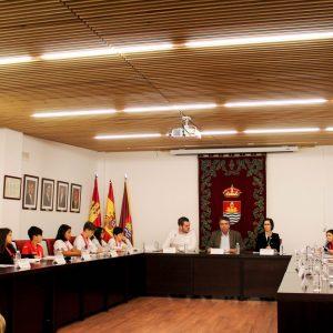 El Ayuntamiento de Bargas celebra un pleno infantil con motivo del Día Internacional del Niño