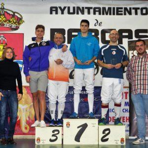 Bargas acoge el primer Ranking del Campeonato Regional de Esgrima