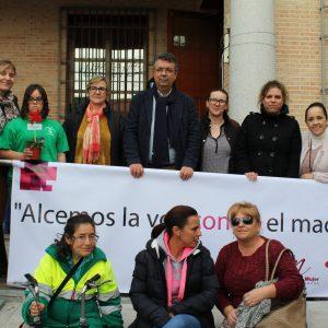 Conmemoración del Día Internacional contra la Violencia de Género