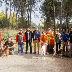 Curso de adiestramiento de perros, para búsqueda y rescate de personas desaparecidas