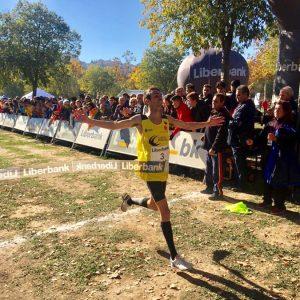 Ángel Ronco,  se alza con el primer puesto en la carrera nacional conocida como «La Espada Toledana»