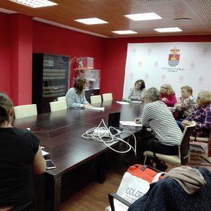 El Ayuntamiento ha realizado un curso de Capacitación en Género para las/os integrantes del Consejo Local de Igualdad
