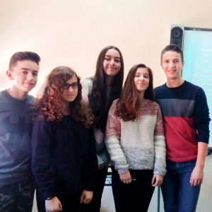 Taller de Prevención de Violencia de Género en las aulas