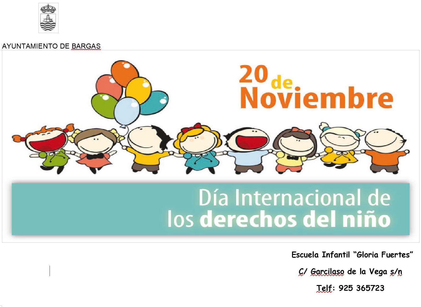 20N Día Internacional de los Derechos del Niño