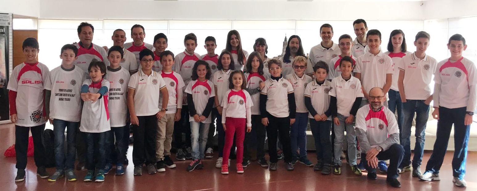 Participantes Bargas F. Soliss