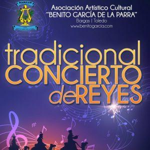 Tradicional Concierto de Reyes 2018