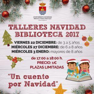 Talleres en la Biblioteca – Navidad 2017