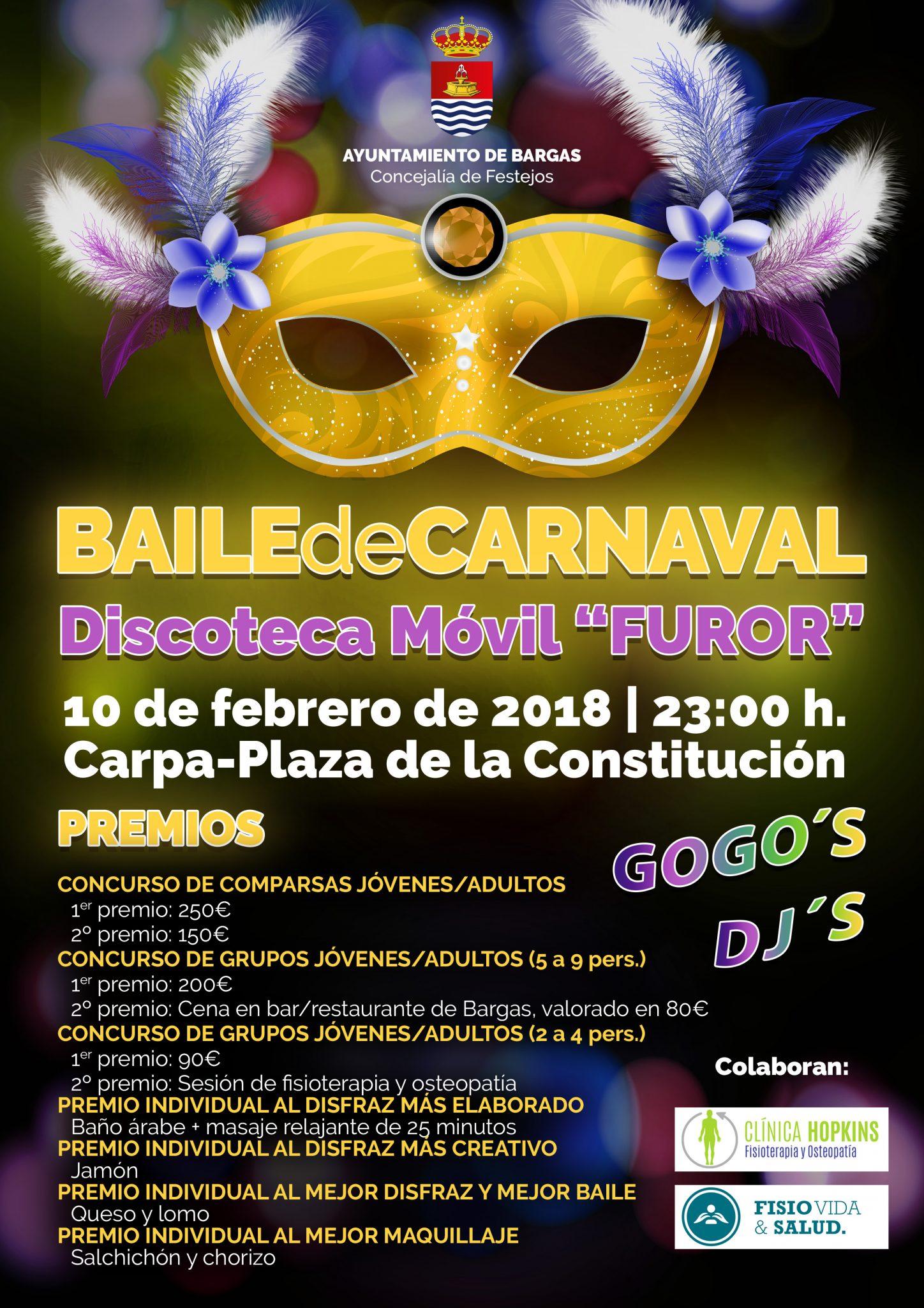 Baile de Carnaval 2018