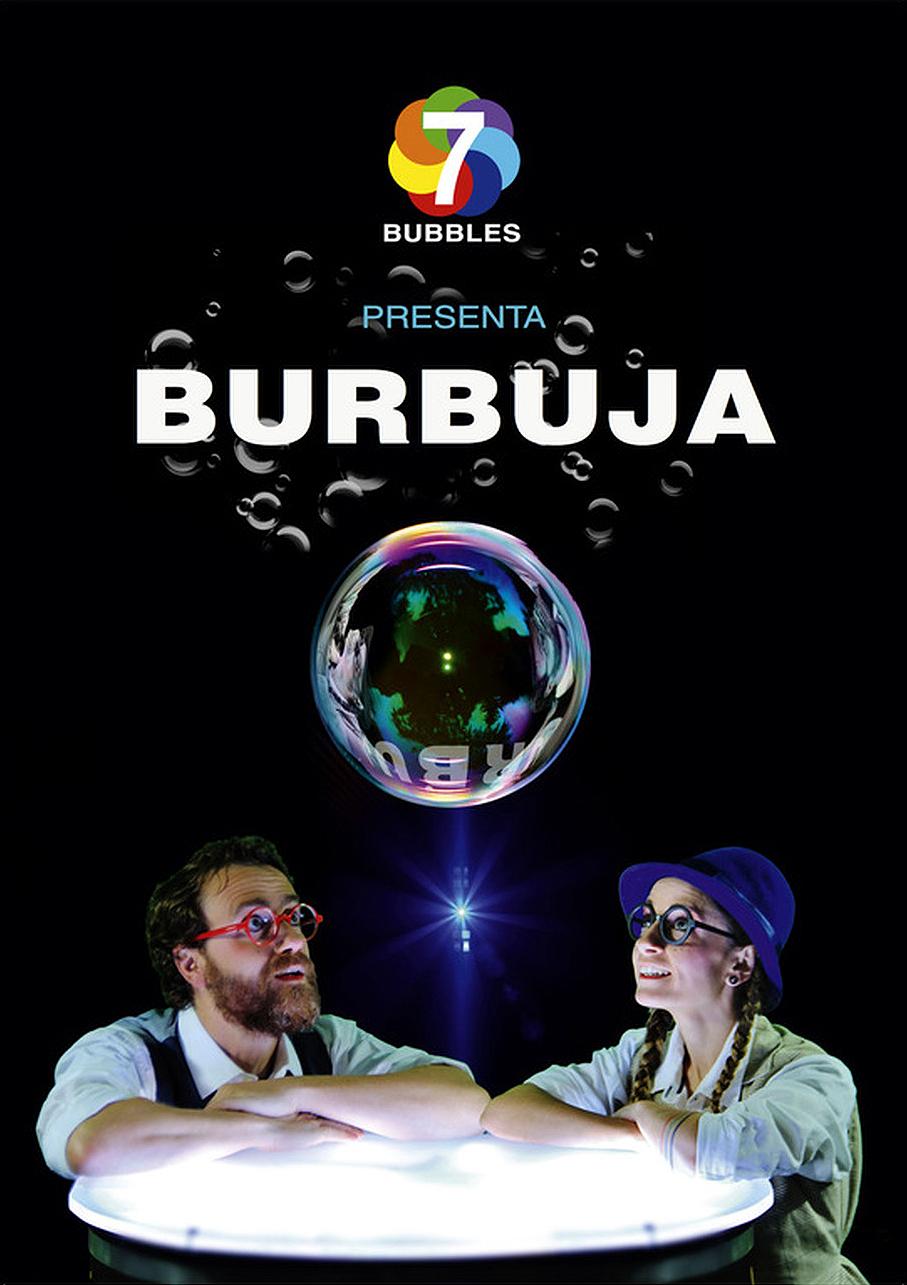 Teatro infantil: Burbuja