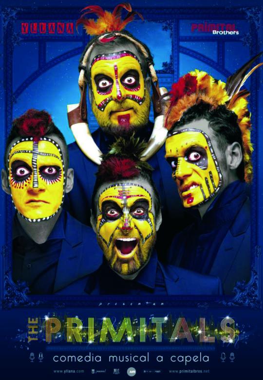 Teatro: The Primitals