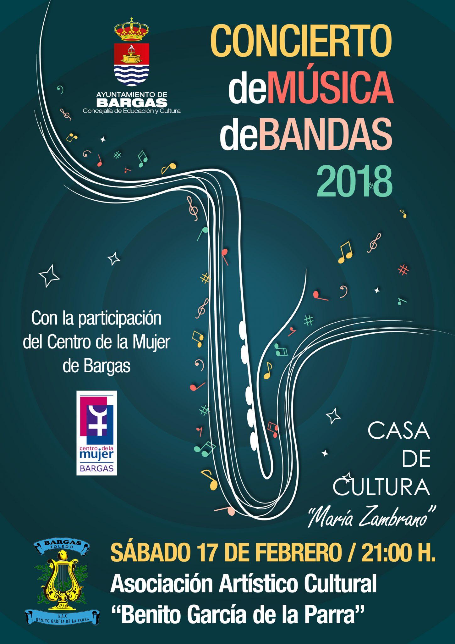 Concierto: A.A.C. Benito García de la Parra