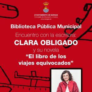 Encuentro con la escritora Clara Obligado