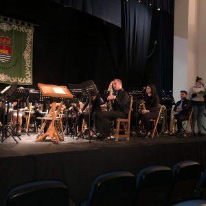 Homenaje a la Mujer dentro del concierto de la Banda de Música «Benito García de la Parra»