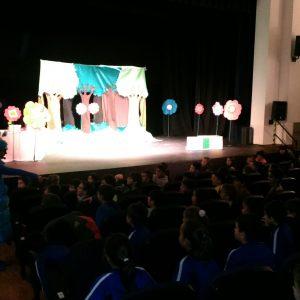 Talleres didácticos para los alumnos y alumnas de los centros educativos de Bargas