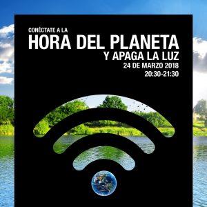 La Hora del Planeta 2018 ¡Yo apago!