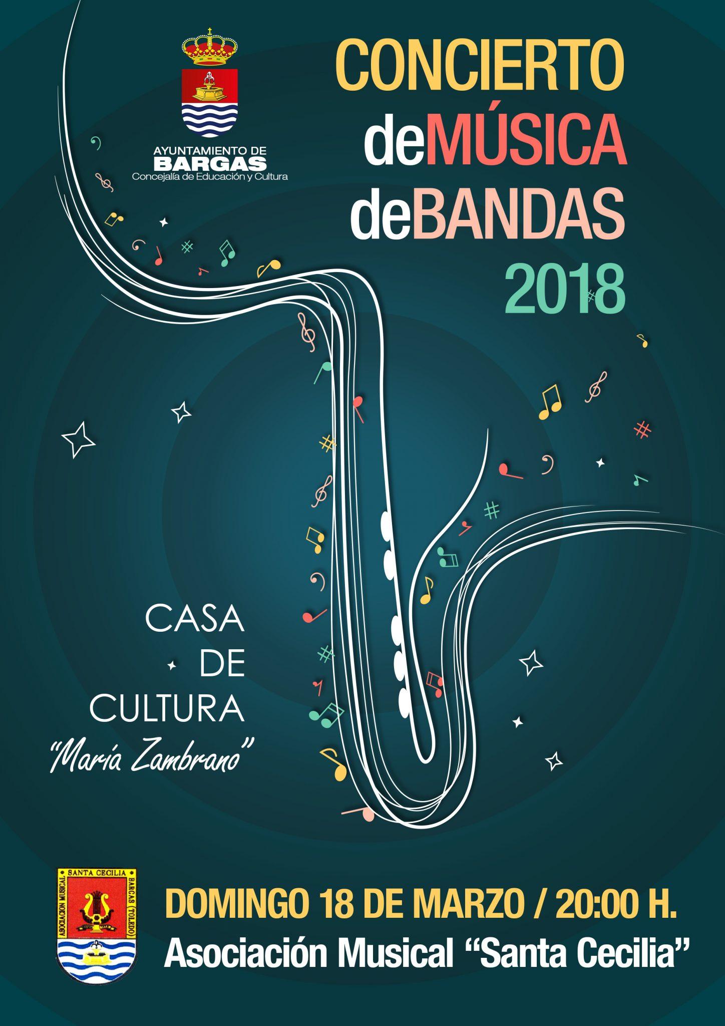 Concierto: Asociación Musical Santa Cecilia