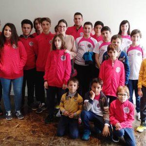 Dos oros, dos platas y un bronce para el Club de Ajedrez de Bargas-Fundación Soliss en los Regionales por Edades de Albacete el pasado fin de semana