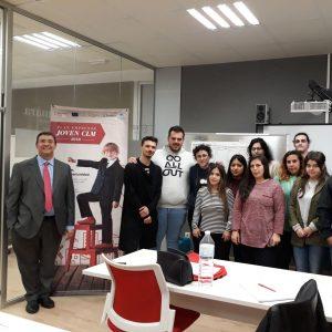 Bargas se convierte, por tercer año, en cuna para jóvenes emprendedores