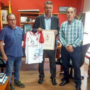 A.D. Bargas agradece al Ayuntamiento su colaboración a lo largo de su trayectoria