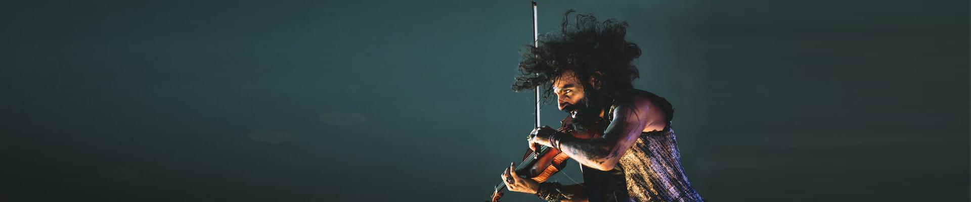 Ara Malikian – The Incredible World Tour of Violin