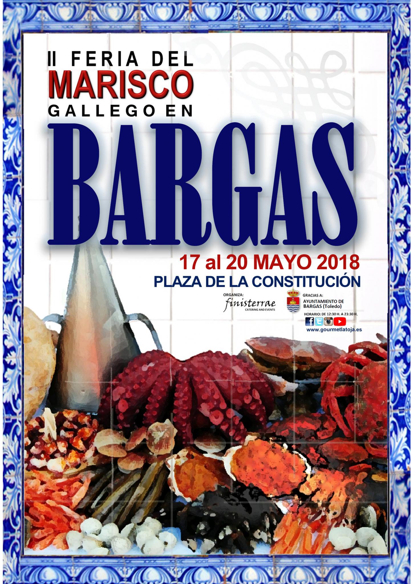 II Feria del Marisco Gallego